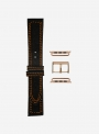 Etico • Recycled polyester and appleskin watchband for Apple Watch
