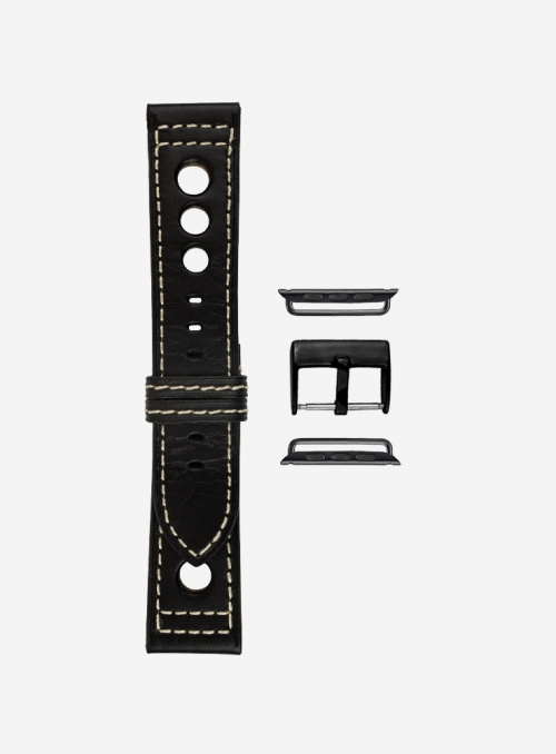 Spitfire • Drake leather watchband suitable for Apple Watch • Genuine Italian Leather