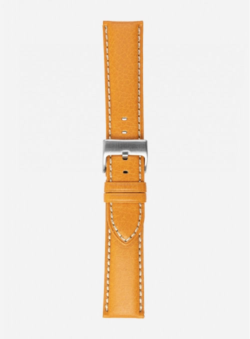 Odessa calf leather watchstrap • Italian leather • 878