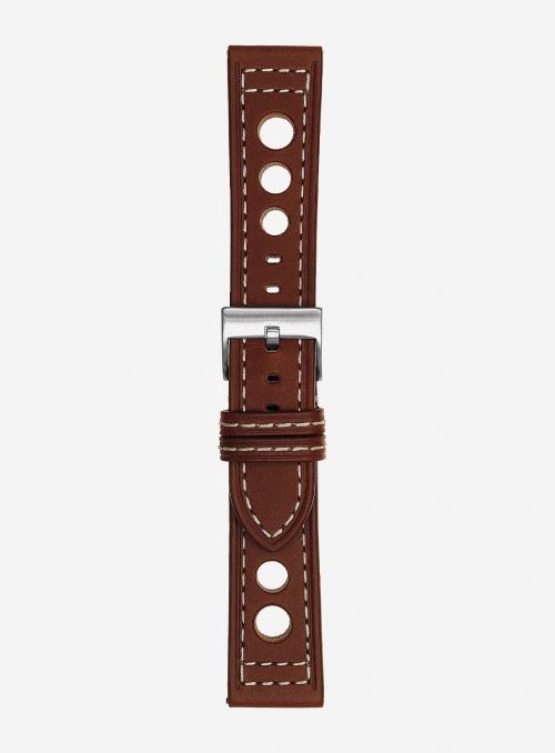 Cinturino in cuoio drake • Pelle italiana • 423F