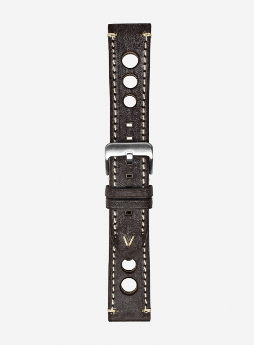 Cinturino in pelle inglese ingrassata • Pelle inglese • 682F