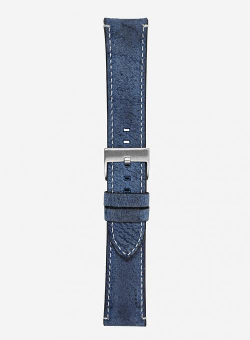 Kudu leather watchstrap • English leather • 665