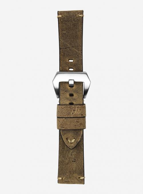 Kudu leather watchstrap • English leather • 681