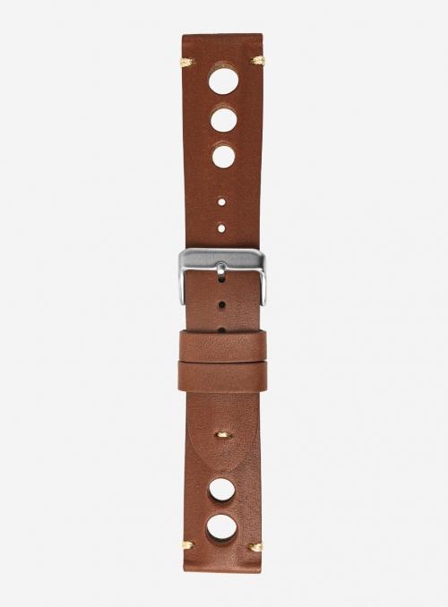 Cinturino vintage in pelle Horween • Pelle Americana • 678F