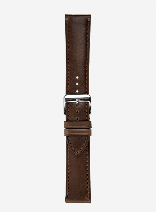 Thunderball leather watchstrap • Italian leather • 883