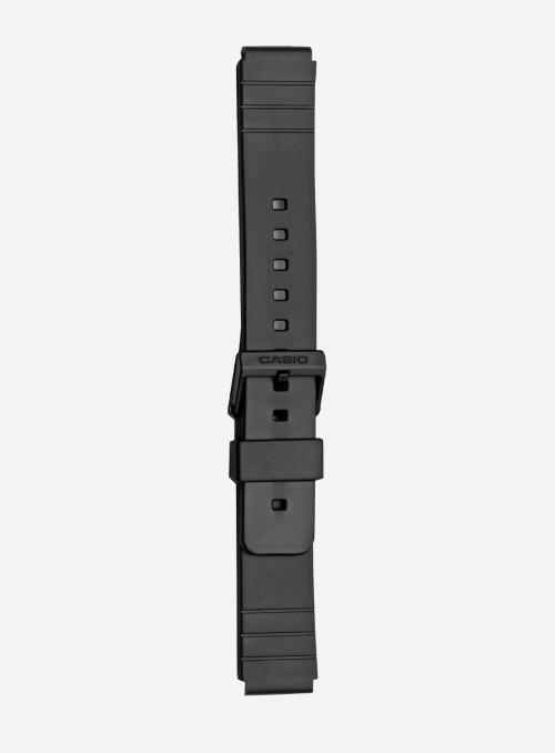 Original CASIO watchband in resin • MQ-24