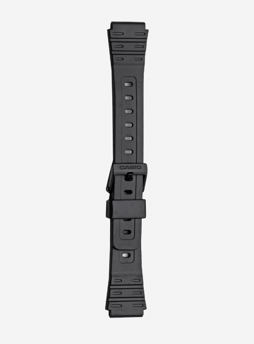 Cinturino originale CASIO in resina • W-59