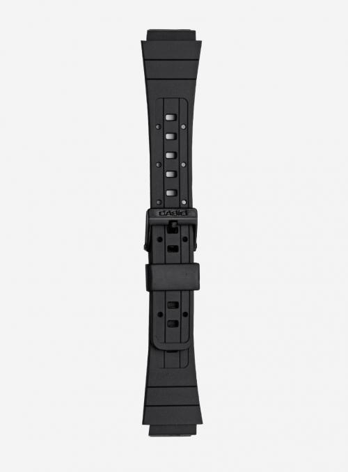 Cinturino originale CASIO in resina con attacco integrato • JP-100
