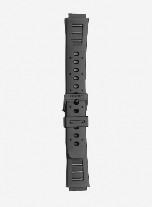 Original CASIO watchband in resin with integrated ends • GPX-1000