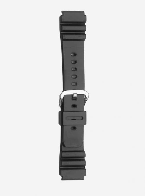 Original CASIO watchband in resin • AMW-320