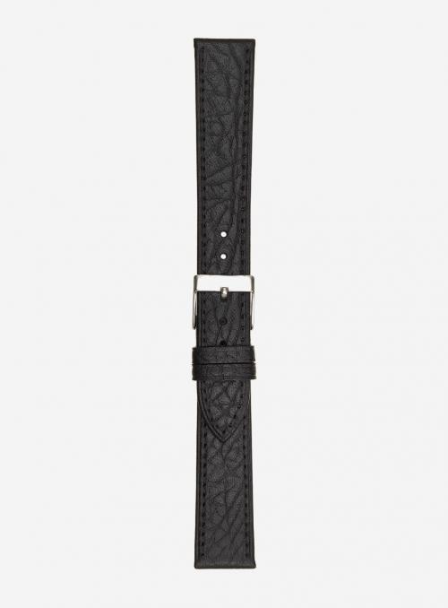 Cinturino pelle • Vitello stampa bisonte • 471