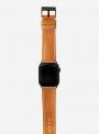 Toscano • Tuscan vacchetta volanata watchstrap for Apple Watch • Italian Leather