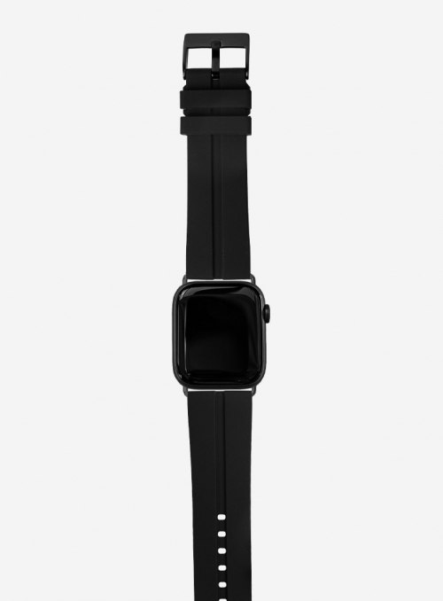 Admiral • Cinturino Apple Watch in silicone elite