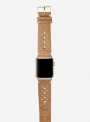 Classico • Vintage leather watchstrap suitable for Apple Watch • Italian Leather