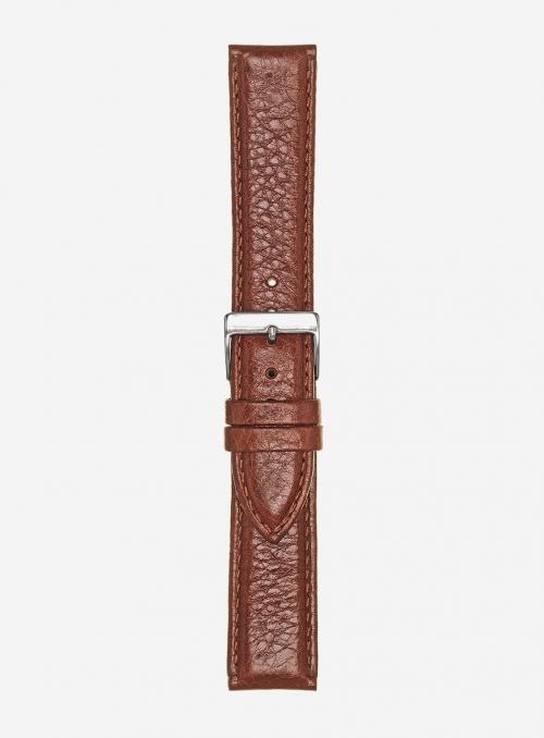 Seta calf leather watchstrap • Italian leather • 594