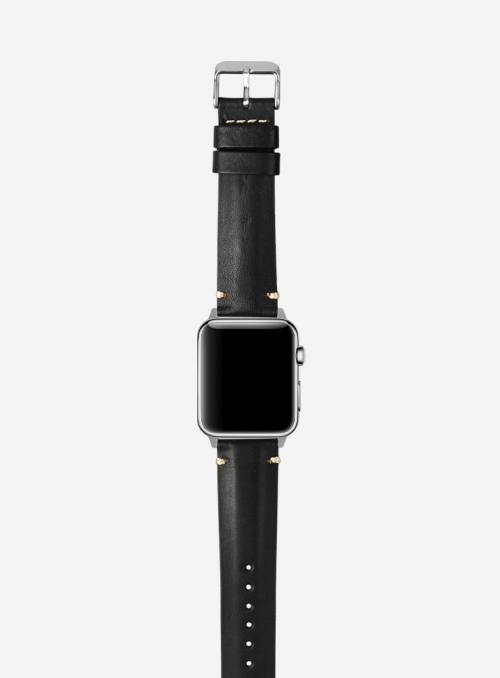 Chicago • Horween leather watchstrap for Apple Watch • American leather