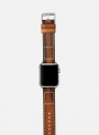 Heritage • Pekary leather watchstrap for Apple Watch • Italian leather