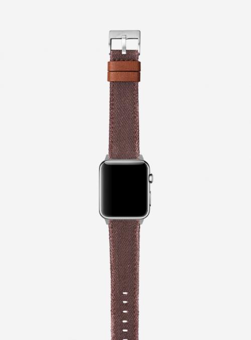 Denim • Cinturino Apple Watch in jeans • Vegan Friendly
