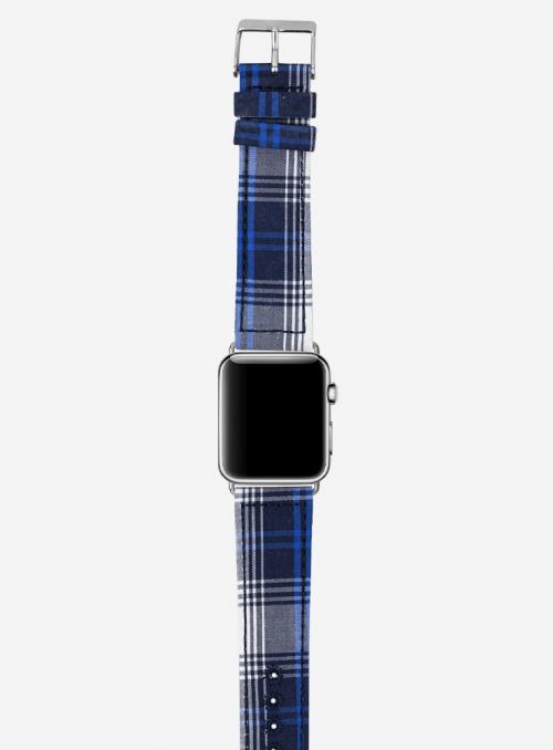 Sartoriale • Cinturino Apple Watch in cotone