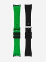 Cinturino compatibile anche con Rolex GMT/OYSTER • Silicone Elite • 942