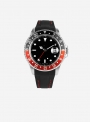 Strap compatible also with Rolex GMT/OYSTER • Elite Silicone • 942C