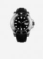Cinturino compatibile anche con Rolex GMT/OYSTER • Pelle/cordure • 943