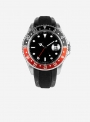 Strap compatible also with Rolex GMT/OYSTER • Elite Silicone • 943