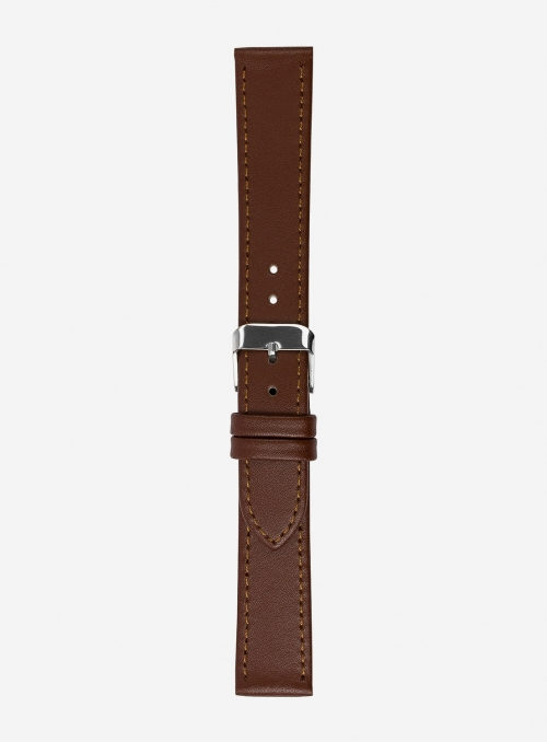 Regenerated leather watchstrap • 691