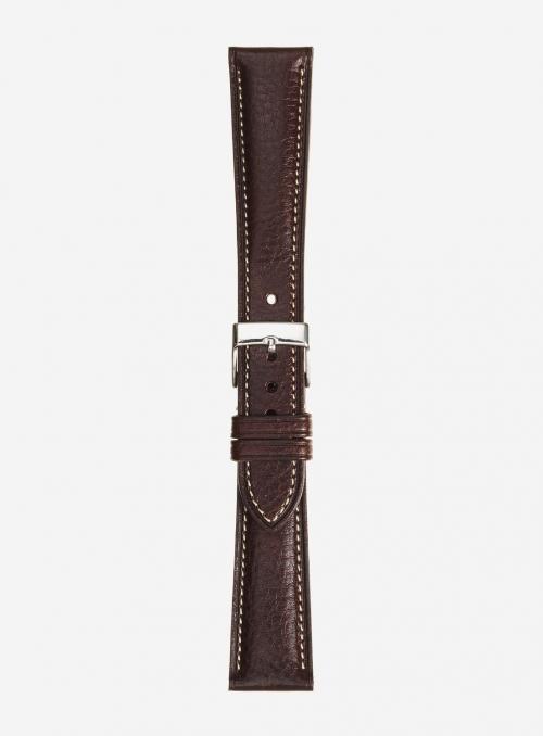 Cinturino in vitello stampa lama • Pelle italiana • 448