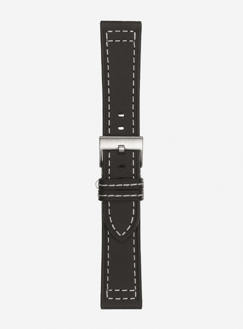 Drake leather watchstrap • Italian leather • 423