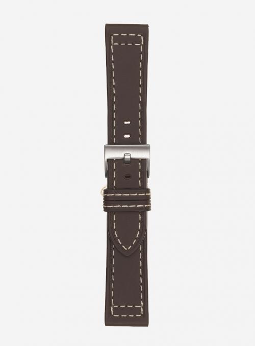 Cinturino in cuoio drake • Pelle italiana • 423