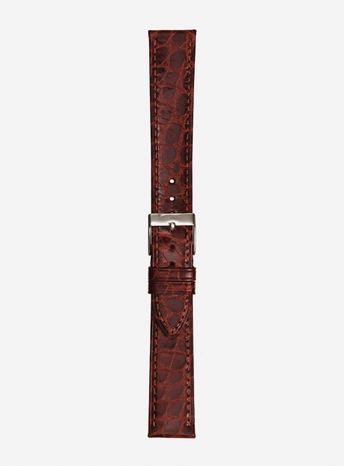 Manaus calf leather watchstrap • Italian leather • 419