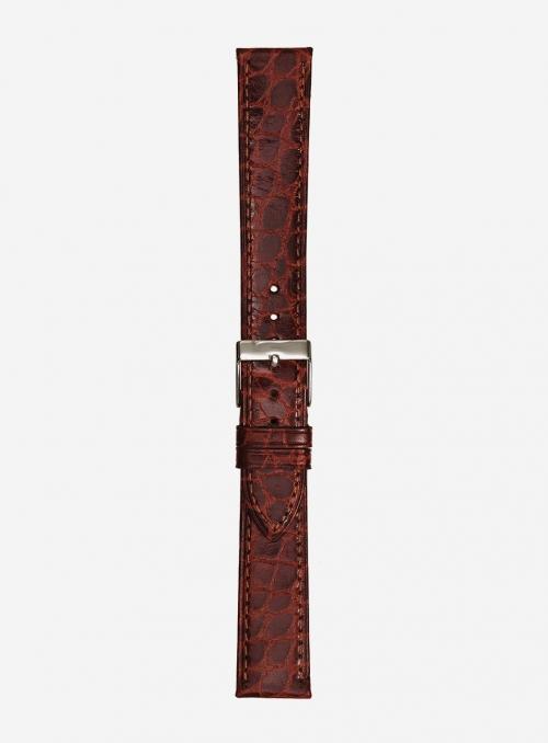 Cinturino in vitello stampa manaus • Pelle italiana • 419