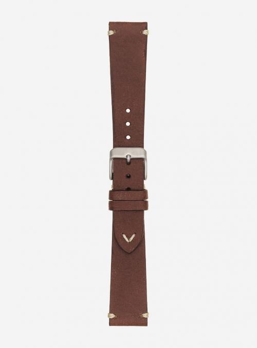 Cinturino in cuoio vintage • Pelle italiana • 675