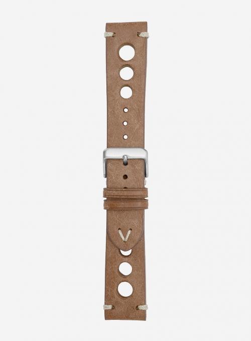 Cinturino in cuoio vintage • Pelle italiana • 675F