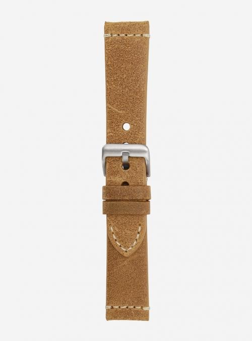 Cinturino in cuoio vintage • Pelle italiana • 674