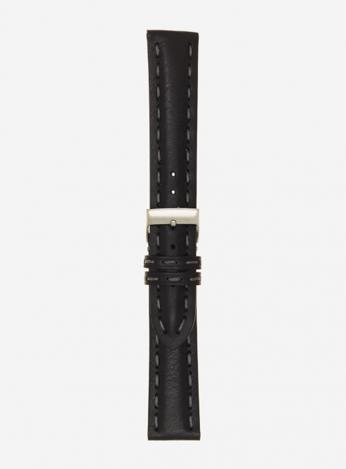 Dakota calf leather watchstrap • Italian leather • 480