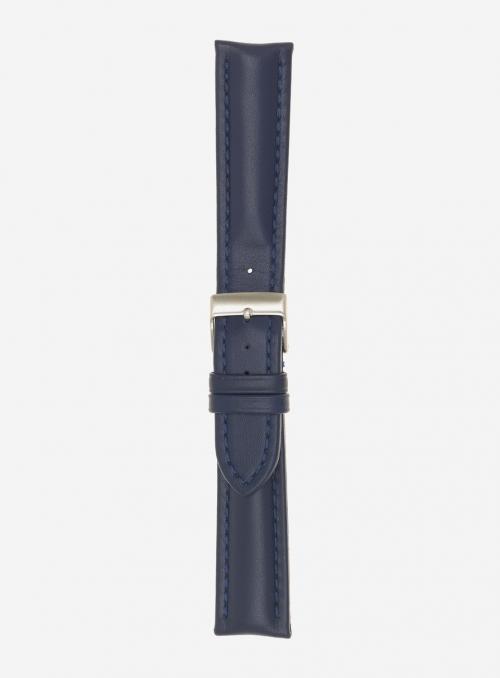 Cinturino in cuoio cosmos waterproof • Pelle italiana • 875