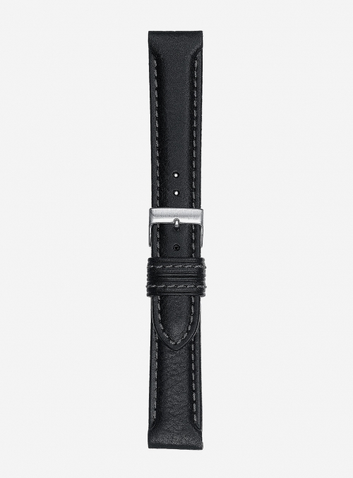 Odessa calf leather watchstrap • Italian leather • 473