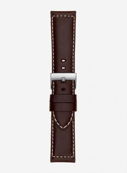 Cinturino in cuoio drake • Pelle italiana • 712B