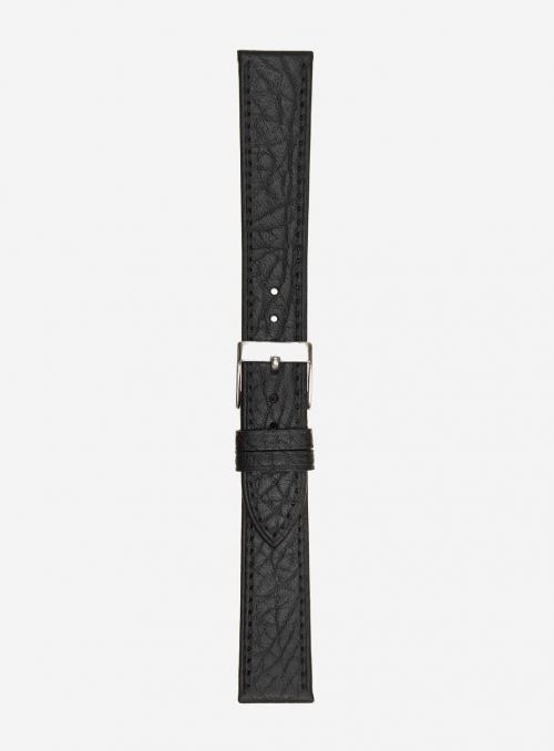 Cinturino in vitello stampa bisonte super lungo • Pelle italiana • 471SL