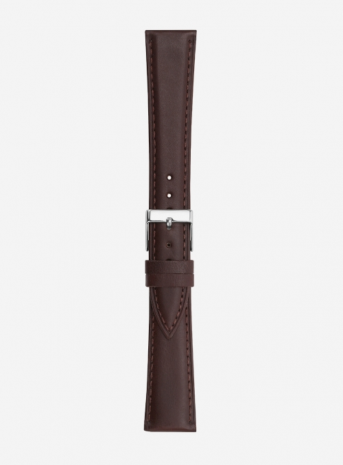Extra-long drake leather watchstrap • Italian leather • 662SL