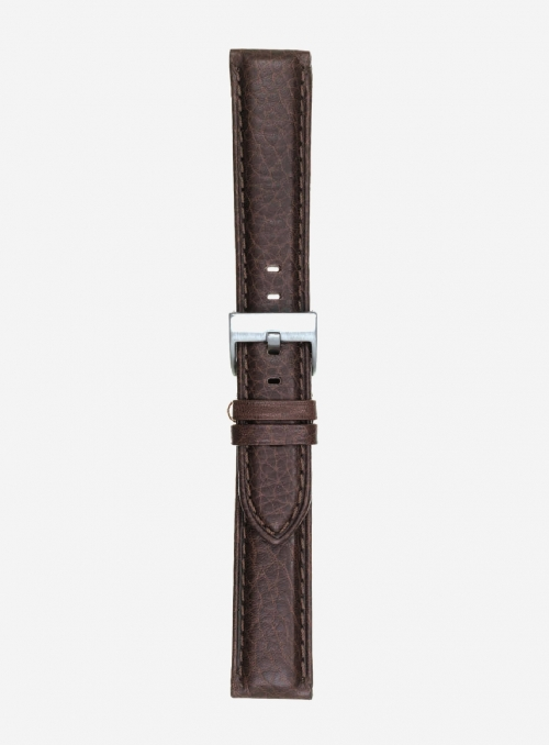 Extra-long odessa calf leather watchstrap • Italian leather • 440SL