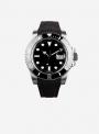 Cinturino compatibile anche con Rolex GMT/OYSTER • Silicone Elite • 942C