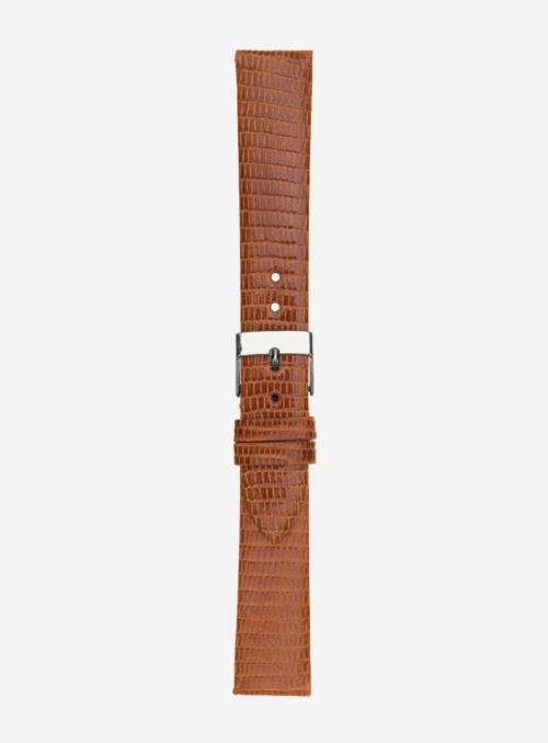 Cinturino in vera lucertola iguana • Pelle italiana • 518