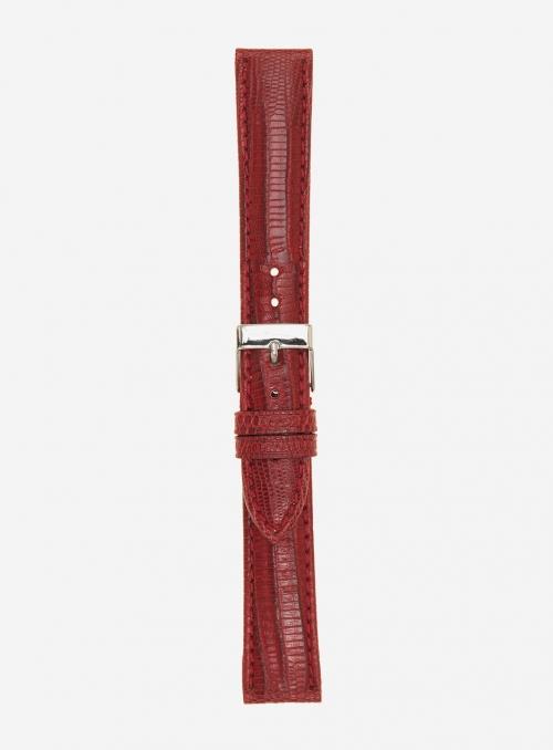 Cinturino in vera lucertola tejus • 564