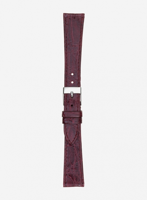 Genuine brasile crocodile watchstrap • 517C
