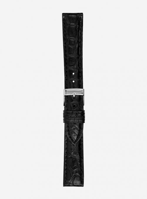 Genuine brasile crocodile watchstrap • 602O