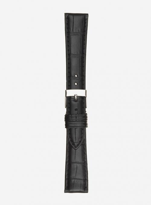 Genuine matt alligator watchstrap • 624