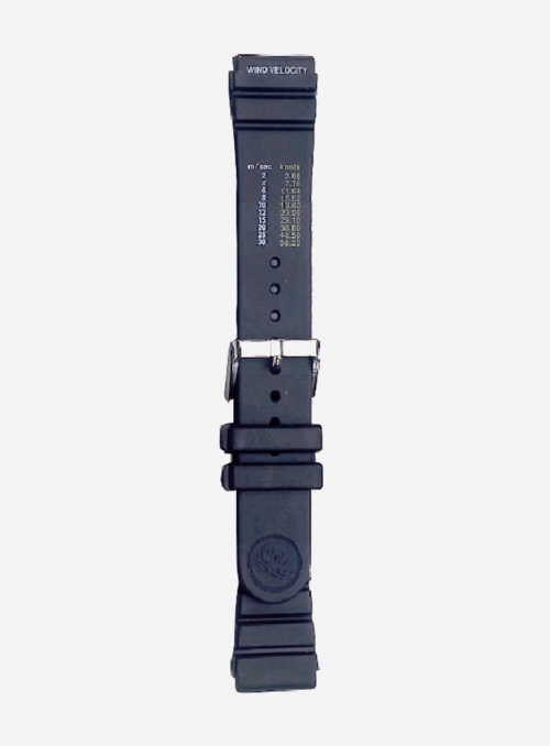 Rubber watchband • 401S